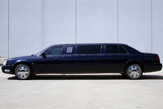 2001 Cadillac Deville Professional Limousine * ONLY 30k MILES * Chrome Wheels * NICE! Plano, Texas 3