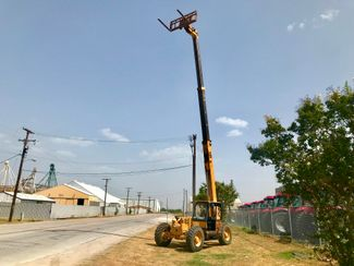2001 Caterpillar TH 63 TELESCOPIC FORKLIFT in Fort Worth, TX