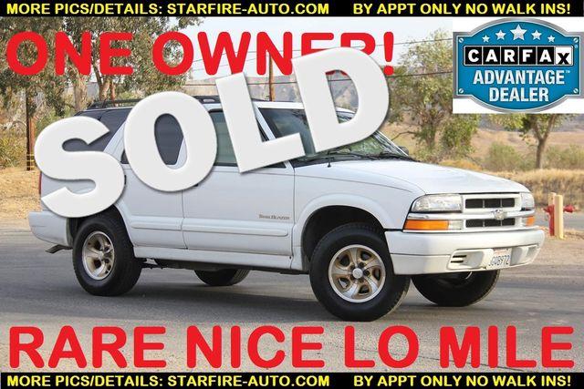 2001 Chevrolet Blazer TrailBlazer Santa Clarita, CA