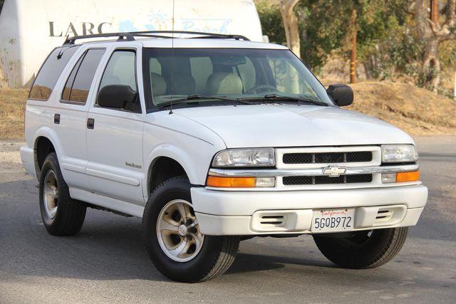 2001 Chevrolet Blazer TrailBlazer Santa Clarita, CA 3