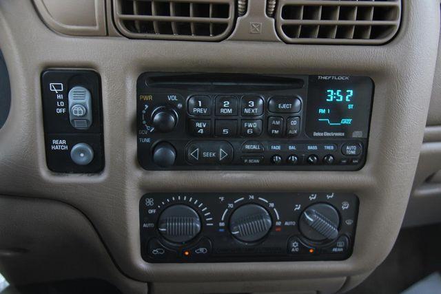 2001 Chevrolet Blazer TrailBlazer Santa Clarita, CA 18