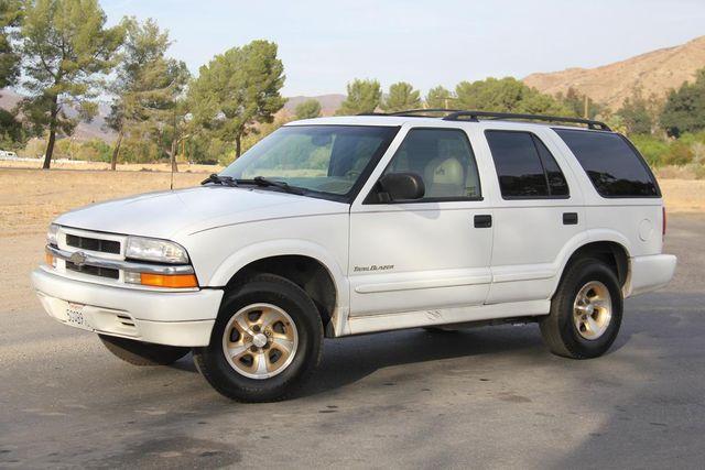2001 Chevrolet Blazer TrailBlazer Santa Clarita, CA 1