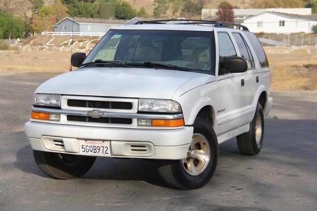 2001 Chevrolet Blazer TrailBlazer Santa Clarita, CA 4