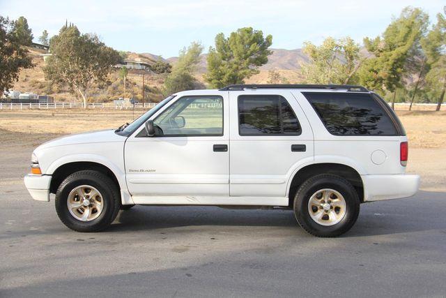 2001 Chevrolet Blazer TrailBlazer Santa Clarita, CA 11