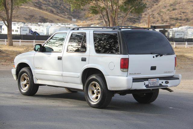 2001 Chevrolet Blazer TrailBlazer Santa Clarita, CA 5