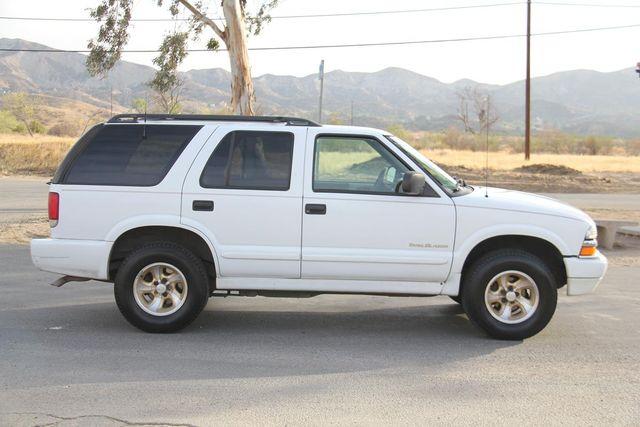 2001 Chevrolet Blazer TrailBlazer Santa Clarita, CA 12