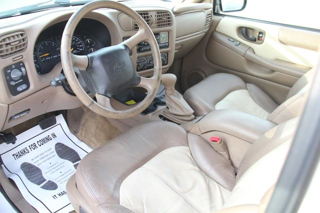 2001 Chevrolet Blazer TrailBlazer Santa Clarita, CA 8
