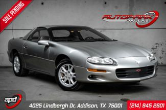 2001 Chevrolet Camaro in Addison, TX 75001
