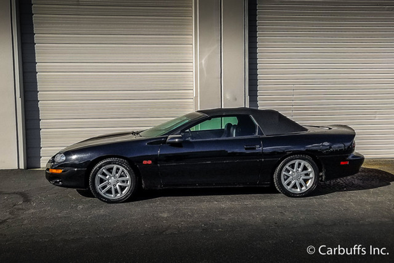 2001 Chevrolet Camaro SS Convertible | Concord, CA | Carbuffs in Concord, CA