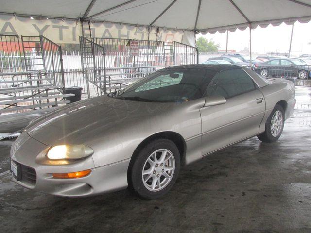 2001 Chevrolet Camaro Gardena, California
