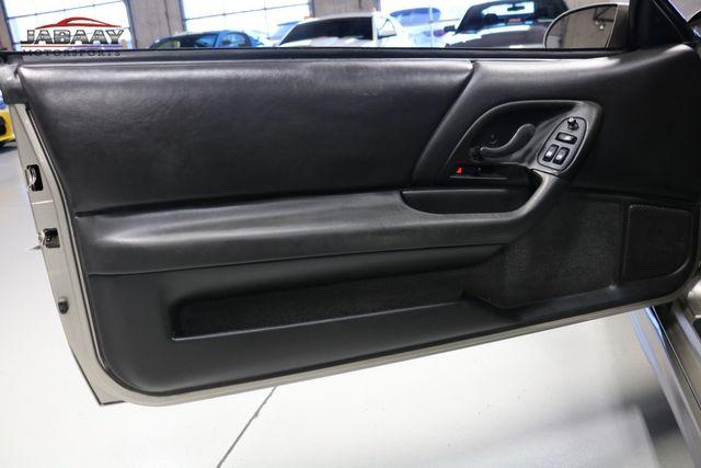 2001 Chevrolet Camaro Z28 Merrillville, Indiana 18