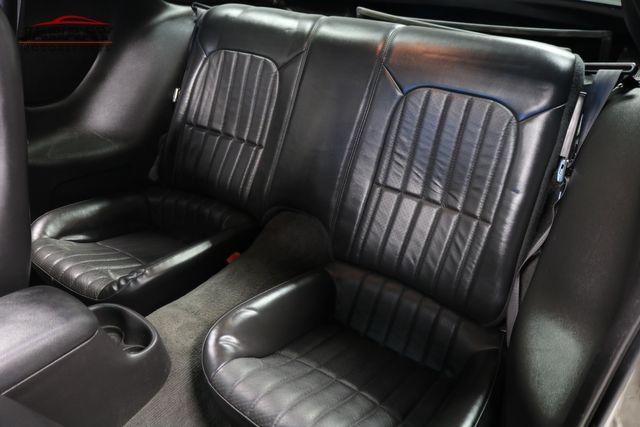 2001 Chevrolet Camaro Z28 Merrillville, Indiana 12