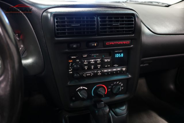 2001 Chevrolet Camaro Z28 Merrillville, Indiana 35