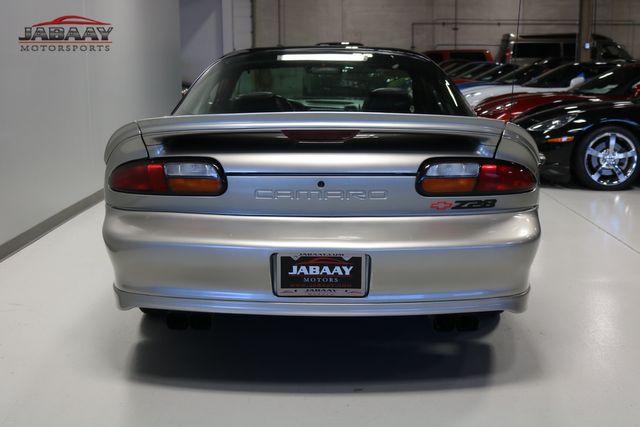 2001 Chevrolet Camaro Z28 Merrillville, Indiana 3