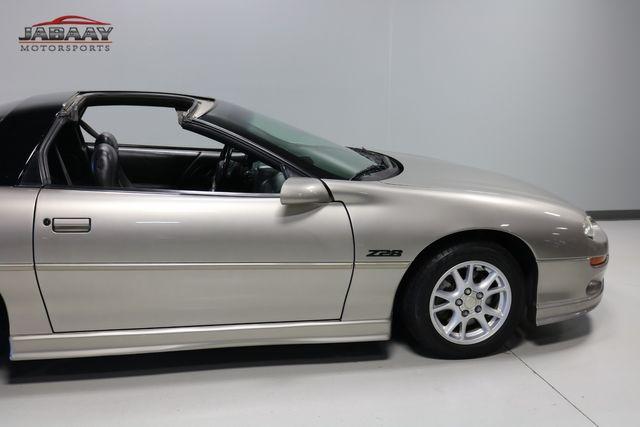 2001 Chevrolet Camaro Z28 Merrillville, Indiana 38
