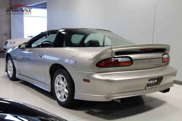 2001 Chevrolet Camaro Z28 Merrillville, Indiana 2