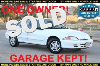 2001 Chevrolet Cavalier Santa Clarita, CA