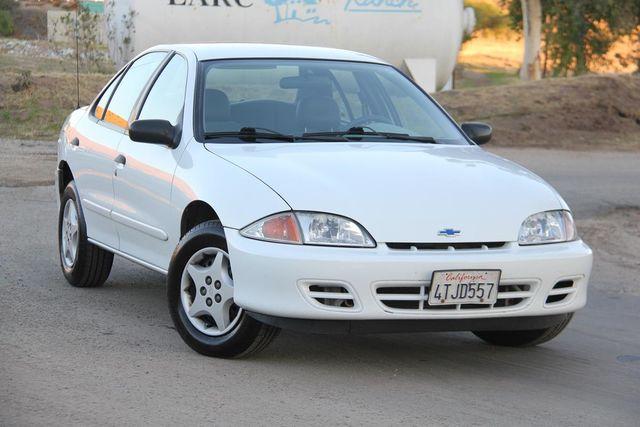 2001 Chevrolet Cavalier Santa Clarita, CA 3