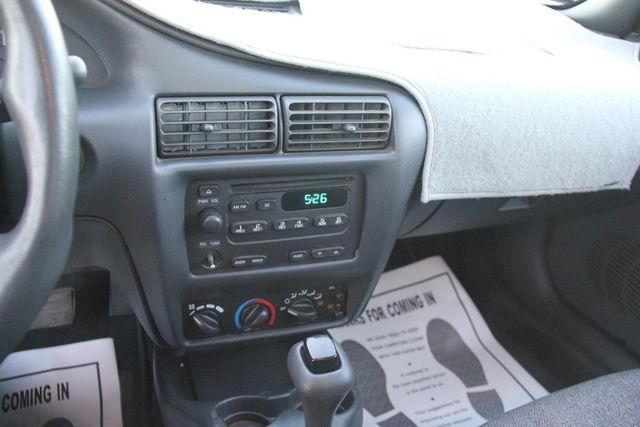 2001 Chevrolet Cavalier Santa Clarita, CA 17