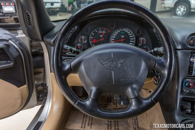 2001 Chevrolet Corvette Convertible in Addison Texas, 75001