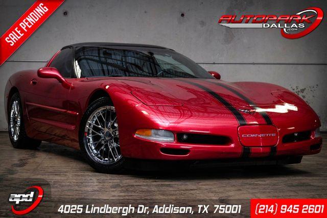 2001 Chevrolet Corvette Corsa w/ Many Upgrades