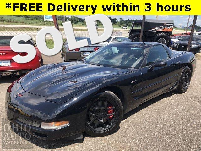 2001 Chevrolet Corvette Z06 Hardtop V8 Clean Carfax We Finance