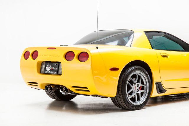 2001 Chevrolet Corvette Z06 in TX, 75006