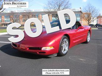 2001 Sold Chevrolet Corvette Conshohocken, Pennsylvania
