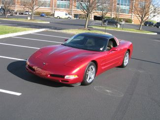 2001 Sold Chevrolet Corvette Conshohocken, Pennsylvania 13