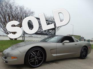 2001 Chevrolet Corvette Coupe, HUD, Black Ruff Alloys!   Dallas, Texas   Corvette Warehouse  in Dallas Texas