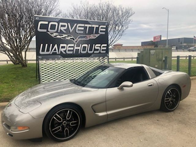 2001 Chevrolet Corvette Coupe, HUD, Black Ruff Alloys! | Dallas, Texas | Corvette Warehouse  in Dallas Texas