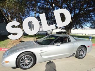 2001 Chevrolet Corvette Z06 Hardtop, 100% Original, Original Alloys 32k!   Dallas, Texas   Corvette Warehouse  in Dallas Texas