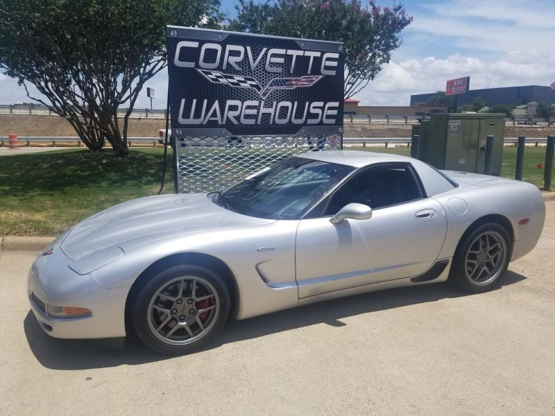 2001 Chevrolet Corvette Z06 Hardtop, 100% Original, Original Alloys 32k! | Dallas, Texas | Corvette Warehouse