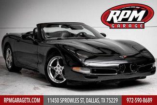 2001 Chevrolet Corvette 3LT in Dallas, TX 75229