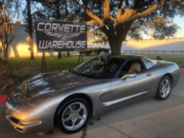 2001 Chevrolet Corvette Coupe HUD, CD Player, Auto, Polished Wheels! | Dallas, Texas | Corvette Warehouse  in Dallas Texas