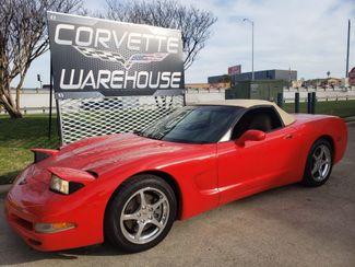2001 Chevrolet Corvette Convertible Auto, CD Player, Polished Wheels 46k!   Dallas, Texas   Corvette Warehouse  in Dallas Texas