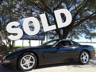 2001 Chevrolet Corvette Coupe HUD,6-Speed, Glass Top, Polished Wheels 79k!   Dallas, Texas   Corvette Warehouse  in Dallas Texas