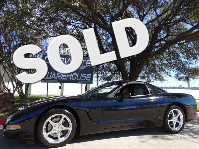 2001 Chevrolet Corvette Coupe HUD,6-Speed, Glass Top, Polished Wheels 79k!   Dallas, Texas   Corvette Warehouse