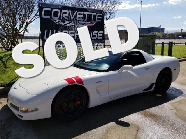 2001 Chevrolet Corvette Z06 Hardtop, 1/352 Made, $10k Upgrades, 70k! | Dallas, Texas | Corvette Warehouse  in Dallas Texas