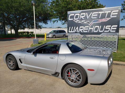 2001 Chevrolet Corvette Z06 Hardtop 6 Speed, Mod Red Interior, NICE! | Dallas, Texas | Corvette Warehouse  in Dallas, Texas