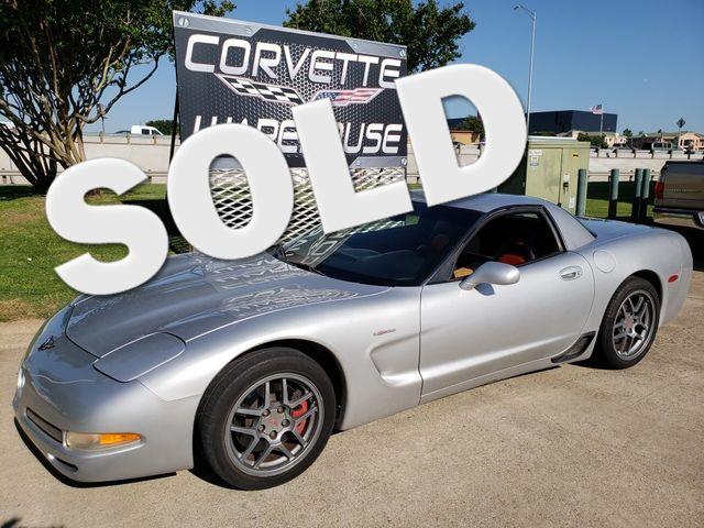 2001 Chevrolet Corvette Z06 Hardtop 6 Speed, Mod Red Interior, NICE! | Dallas, Texas | Corvette Warehouse  in Dallas Texas