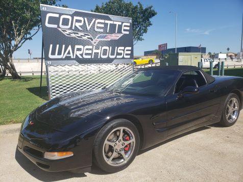 2001 Chevrolet Corvette Convertible HUD, Auto, Chromes, NICE, Only 84k! | Dallas, Texas | Corvette Warehouse  in Dallas, Texas