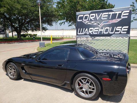 2001 Chevrolet Corvette Z06 Hardtop, Corsa Exhaust, NICE! | Dallas, Texas | Corvette Warehouse  in Dallas, Texas