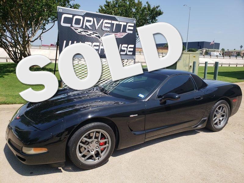 2001 Chevrolet Corvette Z06 Hardtop, Corsa Exhaust, NICE! | Dallas, Texas | Corvette Warehouse