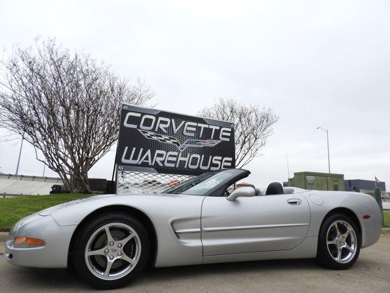 2001 Chevrolet Corvette Convertible 1SB Pkg, Auto, CD, Polished Wheels 39k | Dallas, Texas | Corvette Warehouse