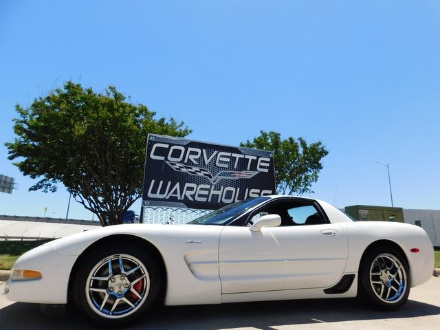 2001 Chevrolet Corvette Z06 Hardtop, 1/352 Made, Chrome Wheels, Only 50k in Dallas, Texas 75220