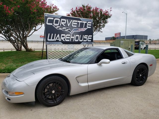 2001 Chevrolet Corvette Coupe 1SC Pkg, Auto, CD Player, Black Alloys 105k in Dallas, Texas 75220