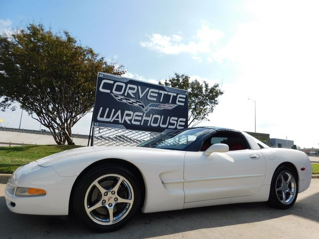 2001 Chevrolet Corvette Coupe 1SC Pkg, Auto, CD, Polished Wheels, NICE in Dallas, Texas 75220