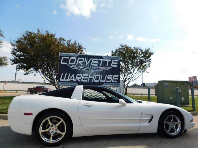 2001 Chevrolet Corvette Coupe 1SC Pkg, Auto, CD, Polished Wheels, NICE in Dallas, Texas 75220