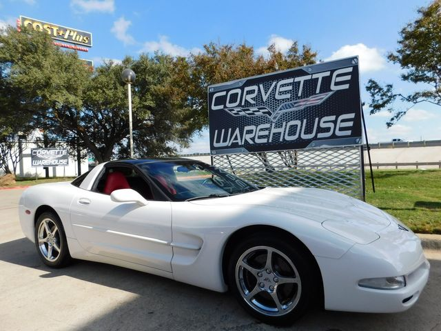 2001 Chevrolet Corvette Coupe 1SB Pkg Auto, CD, Polished Wheels, Only 62k in Dallas, Texas 75220